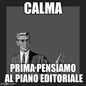 web marketing padova piano editoriale