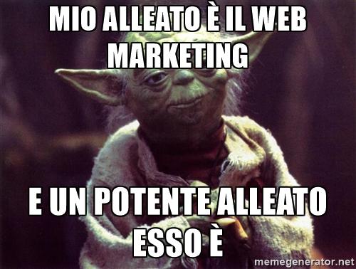 web marketing per aziende Padova