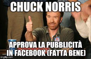 Come fare pubblicità in Facebook padova