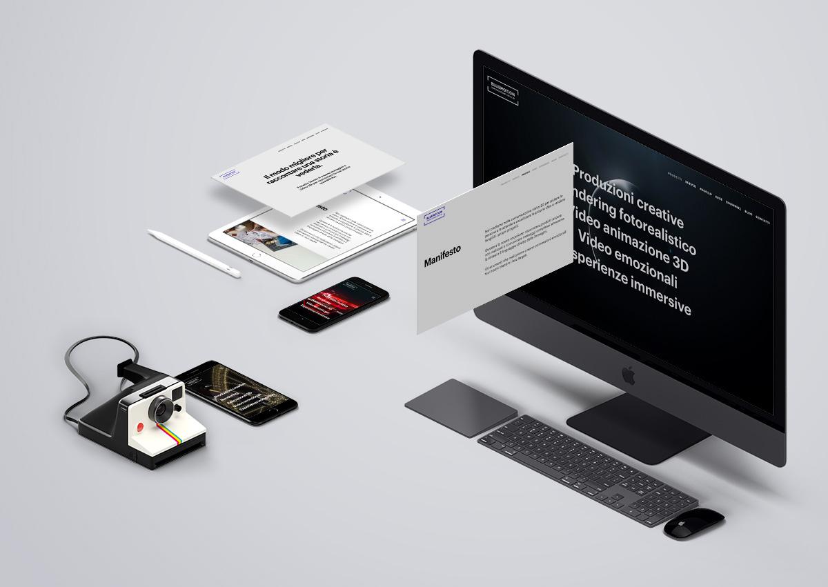 Web Marketing per studio rendering Padova